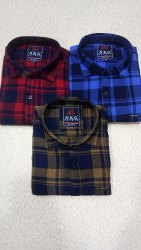 Cotton Collar Neck Nkg Shirts
