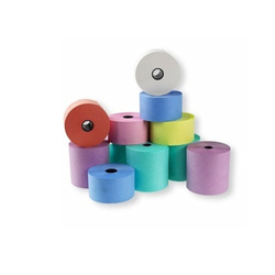 Purple And Yellow Thermocol Roll