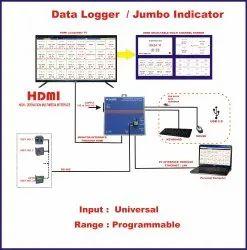 Jumbo Data Logger
