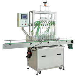 Electric Automatic Liquid Filling Machine