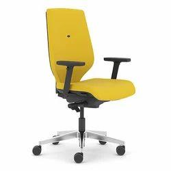 Designer Office Yellow Chair