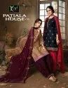 Patiala Fancy Salwaar Suit