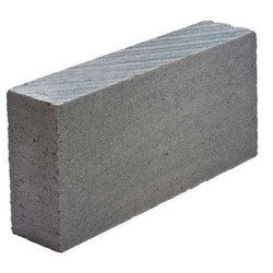 Rough Building Material Autoclaved Aerated Concrete Block(aac Block), Size: 600 x 250 x 100 mm
