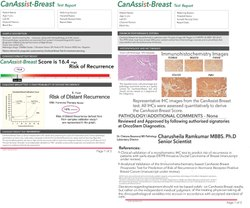 CanAssist-Breast -An Immunohistochemistry Based Test -Cancer Laboratories Test