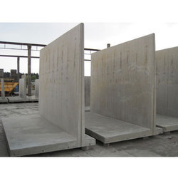 Precast Concrete Wall, 50mm