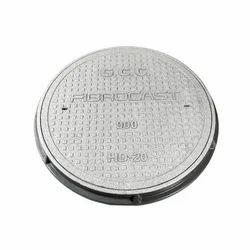 FIBROCAST FRP Circular Manhole Cover