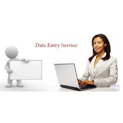 Offline Data Entry Services, Pan India