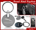 Metal Keychain (Black/Silver)H-511
