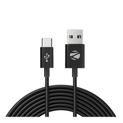 Black Computer USB Cable