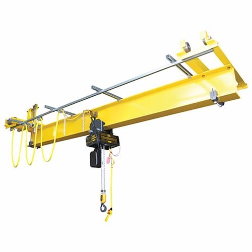 Hydraulic Remote Controlled EOT Crane, Capacity: 0-5 And 5-10 Ton