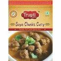 Trupti Soya Chunks Curry Masala, 50g, Packaging: Packet