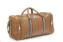 Travel Bag 005 Beige Multi
