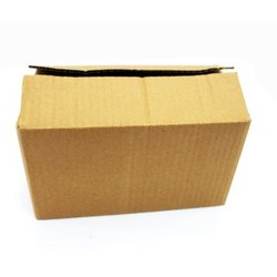 Brown Packaging Corrugated Box 10 x 6 x 2 Inch