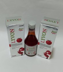 Lycopene Multivitamin Antioxidant Syrup