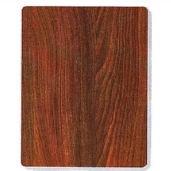 Laminated Wood Particle Plywood, Length: 8 feet
