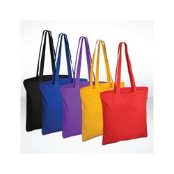 Optional Plain Ladies Cotton Bag