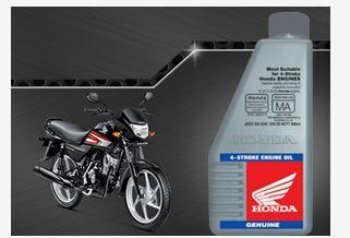 honda 4 stroke motorcycle engine oil sae 10w30 ma - krk motors