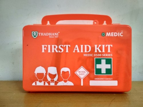 First Aid Kits - First Aid Box Manufacturer from New Delhi