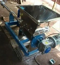 Volumetric Dosing Screw Feeder