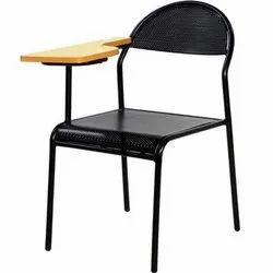 Steel Writing Pad Chair