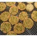 Ms Foods Osmania Sweet Pista Biscuit, Packaging Type: Plastic Packet