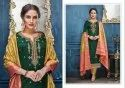 Asopalav Vol 11-Kessi Ladies For Designer Silk And Pure Cotton With Embroidery Work Suits