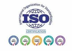 ISO Registration, New Certification