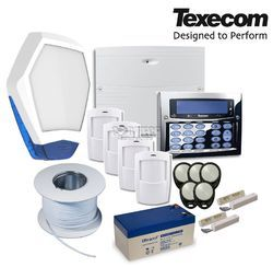 Texecom Intrusion Alarm System
