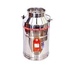 Stainless Steel Milk Barni