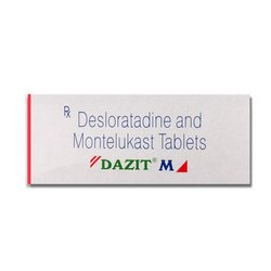 Dazit M Tablets