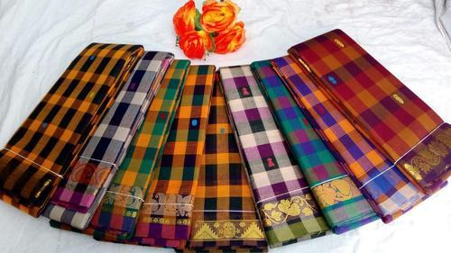 05d2d0c360 South Cotton Casual Wear Chettinad Cotton Sarees, Rs 750 /number ...
