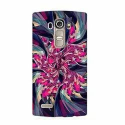 Plastic LG Mobile Back Cover for Mobile Protection