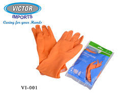 Latex Examination Hand Gloves