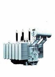 11 - 33 Kv Oil Cooled Distribution Transformer, Outdoor, Output Voltage: 415 V