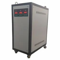 Three Phase Air Cooled Residential Servo Stabilizer