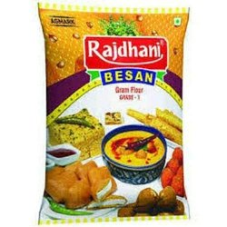 Besan Packaging Laminated Pouch