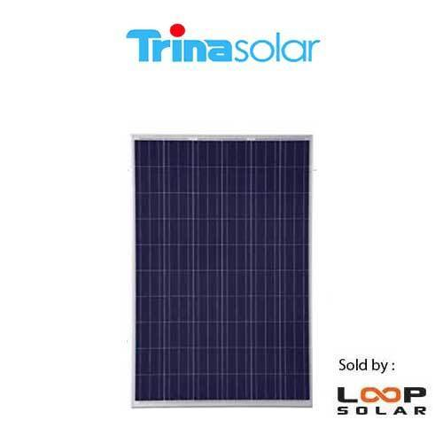 Multi Crystalline Trina Solar Panel 310 325 Wp 3 7 0