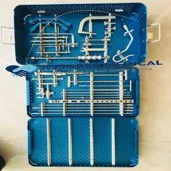 Interlocking Instrument Set