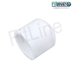 Fitline UPVC End Cap, for Hydraulic Pipe, Packaging Type: Box