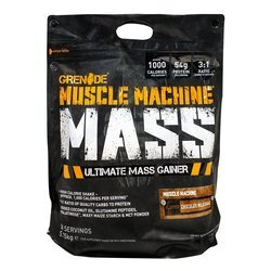 Grenade Muscle Machine Mass Gainer