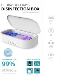 ULTRAVIOLET RAYS DISINFECTION BOX