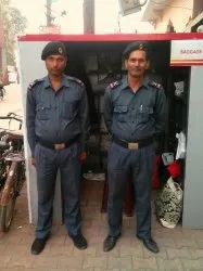 Commercial Security Guard Service