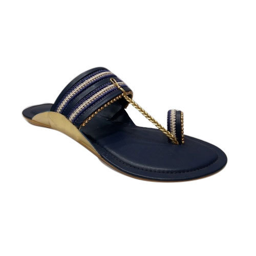 Design Flat Chappal for Women, Size: 5, 6 & 7