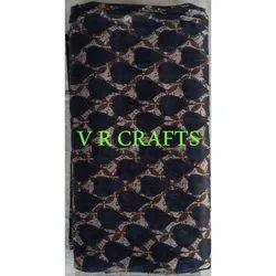 Rayon Single Matching Fabric