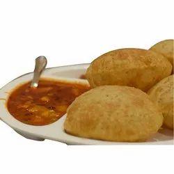 Ready To Eat Chole Puri