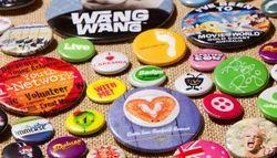 Stylish Button Badge