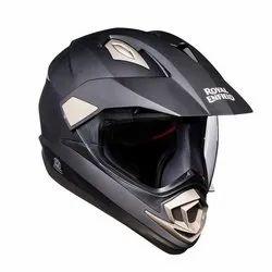 Royal Enfield ESCAPADE HELMET MATT BLACK, Type of Face Protection: Full Face, Size: XL