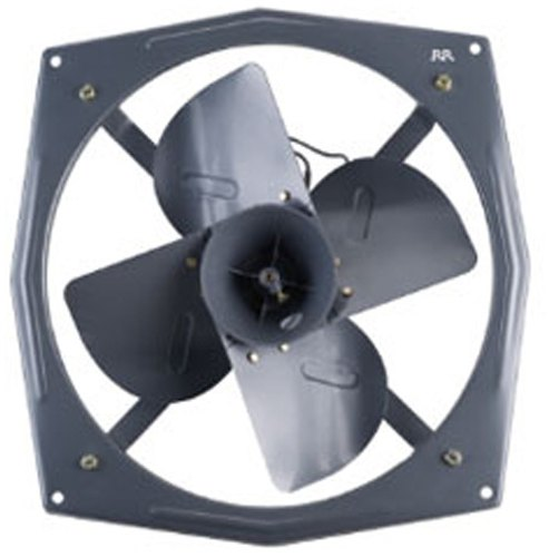 RR Electric Gray Heavy Duty Exhaust Fan