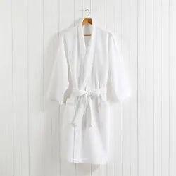 White Plain Hotel Bath Robe