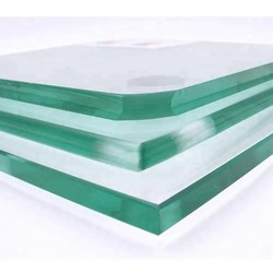 Transparent Auto Tempered Glass